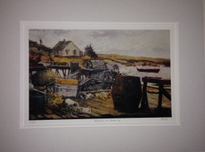 Mike Hayes Limited Edition Print